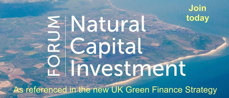 Natural Capital Investment Forum