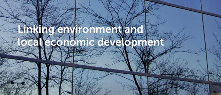 Linking the natural environment and local economic development