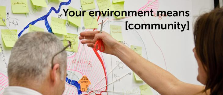Your Environment means [community]