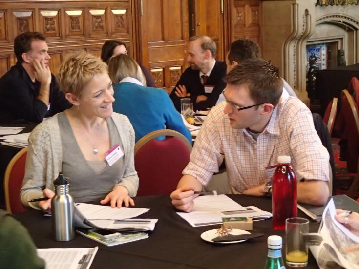 Participants at the PES workshop in Manchester