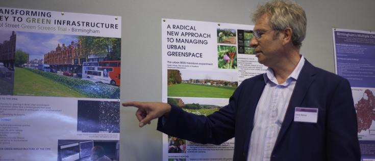 George Cole from Eunomia introduces research into the wider benefits of sustainable drainage